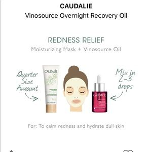 Other - Caudalie Overnight Recovery oil 30ml New!!